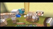 Minecraft Village Survival w/niki72007   Season 1   Ep 12