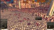 Rome 2: Total War Domination Tournament 2014 - Day 2/ Battle 2: Rome vs Epirus