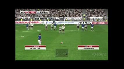 l Пес 14 l геймплей Германия срещу Италия