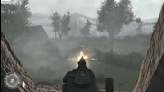 Call of Duty 2 Veteran 18. The Crossroads, Mission