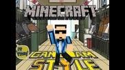 Minecraft - Gangnam Style