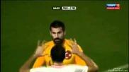 Cristiano Ronaldo пропуска дузпа срещу Турция