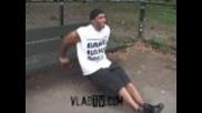 Street Fitness: Упражнения за трицепс