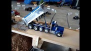 rc dump truck at the central plains meet 11/2009