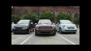 2014 Fiat 500l vs. Mini Countryman vs. Scion Xb vs Kia Soul v