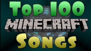 Top 100 Minecraft Songs