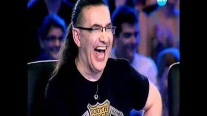 X Factor България ! Funny Dancer !