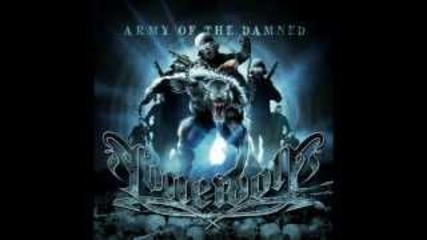 Lonewolf - Army Of The Damned ( 2012 - Napalm Records )