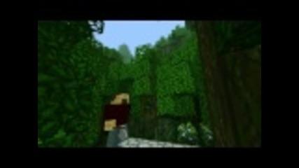Minecraft Пародия - Хищник