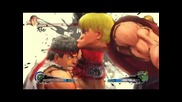 Super Street Fighter 4 - Ryu Ultra 2 Metsu Shoryuken