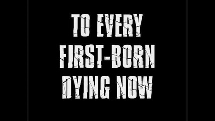 Infant Annihilator - Pray For Plagues [bmth Cover] Lyrics Video