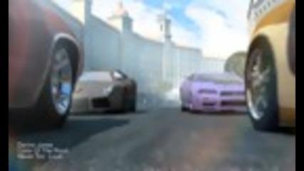 Need for Speed Nitro E3 Trailer