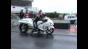 7 second Brocks Hayabusa grudge racing bike