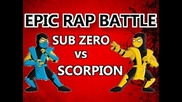 Sub-zero vs Scorpion - Epic Rap Battle by Brysi
