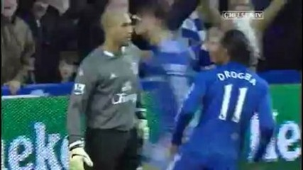 Didier Drogba: All Chelsea Goals