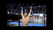 Crossfit - Ufc Fan Expo Men's Dummy Carry Toes-to-bar