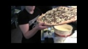 sugarslam 2011 The G.t.s Pizza Cm Punk Pizza