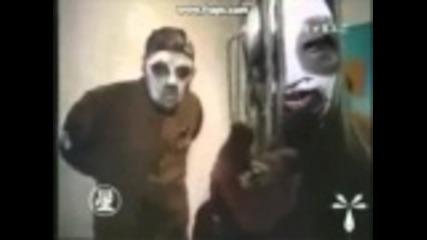 Slipknot - funny moments (original)