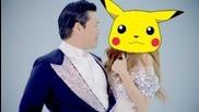 Psy ft. Hyuna - Pikachu Style