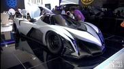 Devel Sixteen-бъдещата Най Бърза Кола В Света