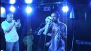Drs & Sensei - Intriga (live @ Stroeja, Sofia - 21 May 2012) - Mega Drive 2