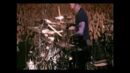 Godsmack Live - Drum Battle Sully Erna Vs Shannon Larkin (high Quality)