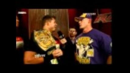 Zabaven klip s Jonh Cena Miz i Alex Raily