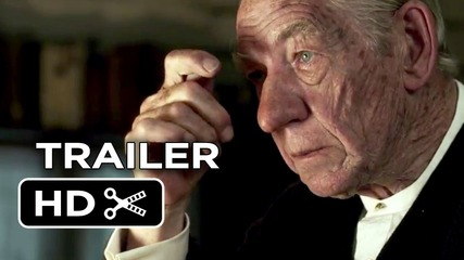 Mr. Holmes Official Teaser Trailer #1 (2015) - Ian Mckellen Mystery Drama
