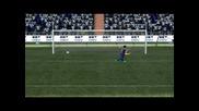 Fifa 12 Penalty Kick - Real Madrid vs Barcelona