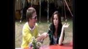 Kaya Scodelario (effy from Skins) interview at Underage Festival 2009!