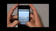 Apple iphone 4s Review Part 1