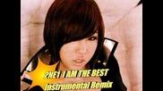 2ne1 - I Am The Best ( Instrumental Minzy's Version )