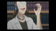 D.gray-man Clip- Science Department