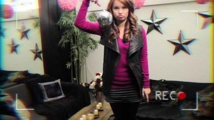 Disney's Jessie Cast Dressing Room Dish