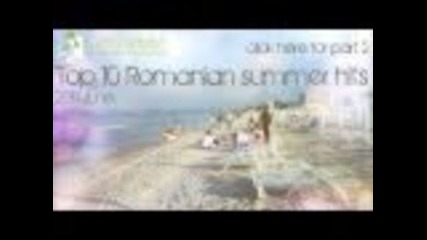 Top 5 Romanian summer hits - 2011