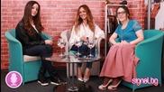 Глория и Симона Загорова гостуват в Открит микрофон - 2 част - 2015