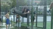 """Street Fitness събиране в гр. Провадия, Соу """"димитър Благоев"""""""