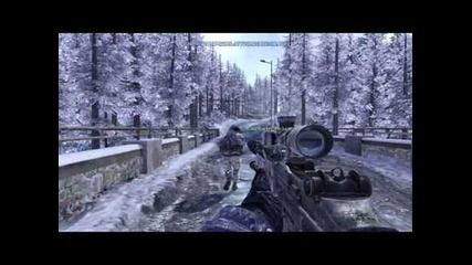 Call of Duty: Modern Warfare 2 Walkthrough - Mission#12 Contingency