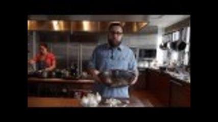 Как да Обелим чесън за малко от 10 секунди