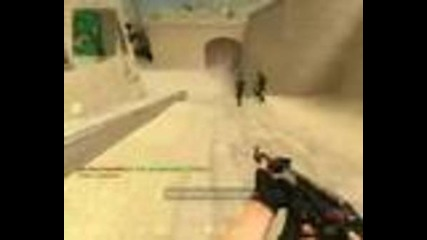 yo jugando al Counter strike [loquendo]