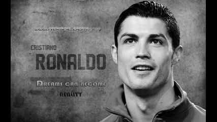 Cristiano Ronaldo || Skills & Goals Graffiti - Hd