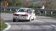 Best of Audi Urquattro rally drift