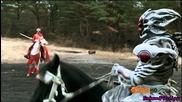 Power Rangers Super Samurai - Evil Reborn - Jayden vs Deker 2