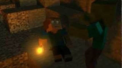 Minecraft приклучението на Стев 2