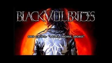 Black Veil Brides - Rebel Yell Lyrics