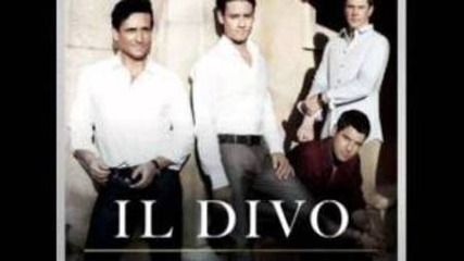 Il Divo - Crying (english version in Japan Wicked Game)