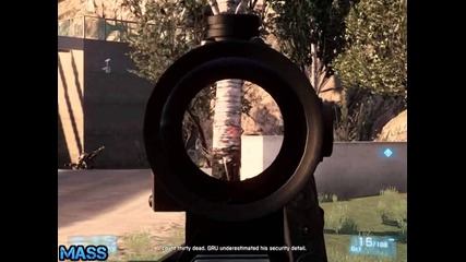 Battlefield 3 - Walkthrough Mission 11 - Kaffarov #1