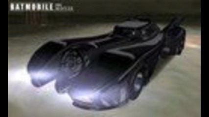 Gta vice city mod Batmobile
