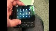 Първи минути с Nokia N900
