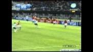 Луд коментатор на мача Аржентина Чили